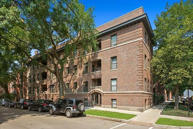 2703 N Wilton Avenue #3, Chicago, IL 60614 (MLS #11174454) :: Lewke Partners - Keller Williams Success Realty