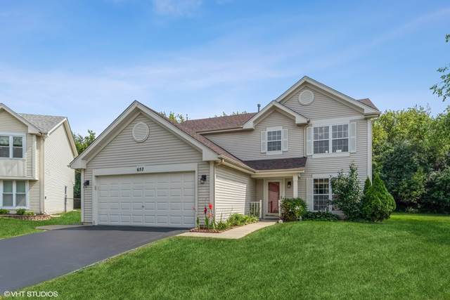 657 Maple Drive, Streamwood, IL 60107 (MLS #11174459) :: John Lyons Real Estate