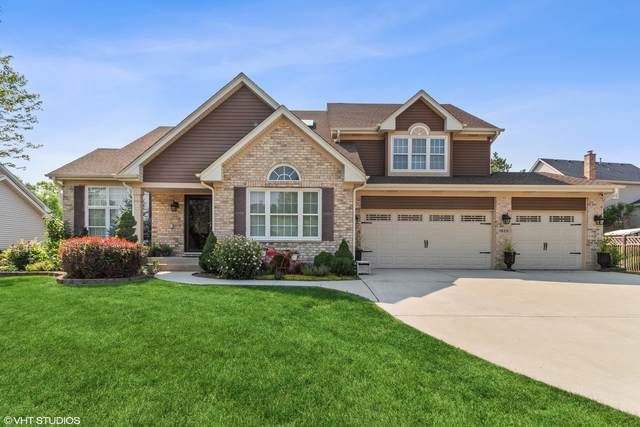 1920 Bridlewood Drive, Hoffman Estates, IL 60192 (MLS #11174470) :: The Wexler Group at Keller Williams Preferred Realty