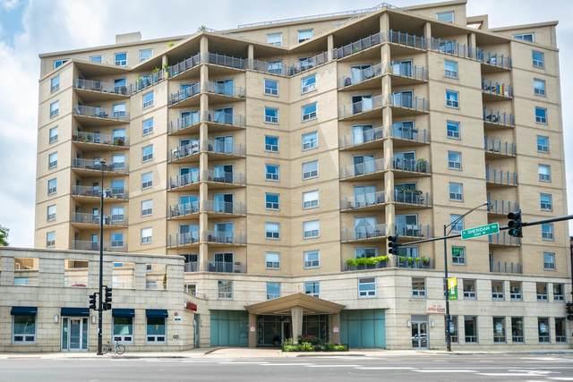 4350 N Broadway Street #910, Chicago, IL 60613 (MLS #11174489) :: Angela Walker Homes Real Estate Group