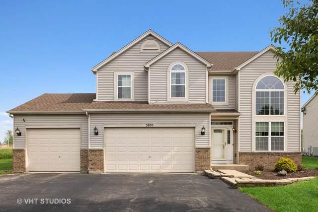 5805 Arbor Gate Drive, Plainfield, IL 60586 (MLS #11174522) :: John Lyons Real Estate
