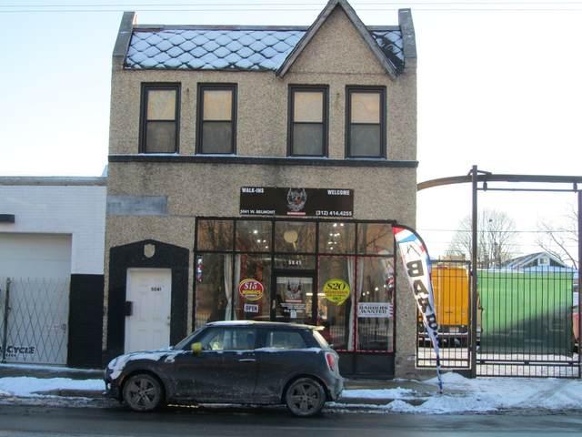 5041 W Belmont Avenue, Chicago, IL 60641 (MLS #11174539) :: O'Neil Property Group