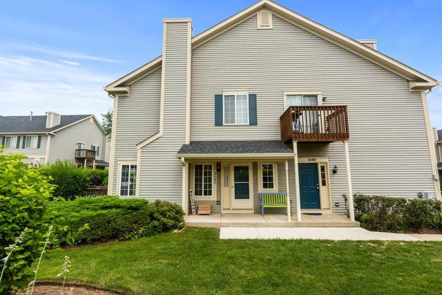 319 Windsor Court C, South Elgin, IL 60177 (MLS #11174544) :: Suburban Life Realty