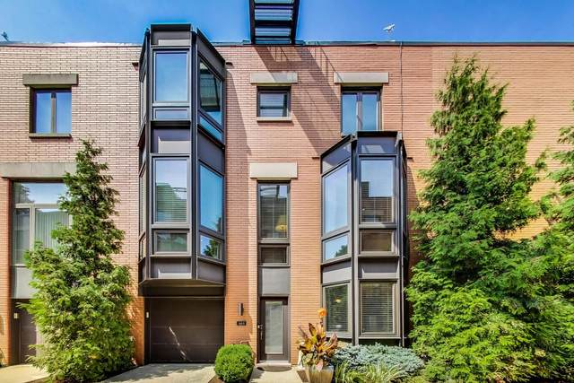 1441 N Cleveland Avenue B, Chicago, IL 60610 (MLS #11174548) :: Lewke Partners - Keller Williams Success Realty