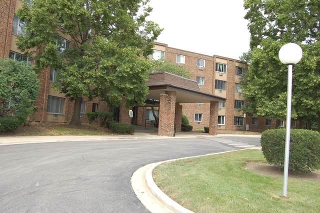 1880 Bonnie Lane #323, Hoffman Estates, IL 60169 (MLS #11174551) :: John Lyons Real Estate