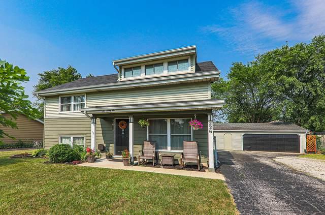 226 Davis Lane, Bolingbrook, IL 60440 (MLS #11174573) :: Angela Walker Homes Real Estate Group