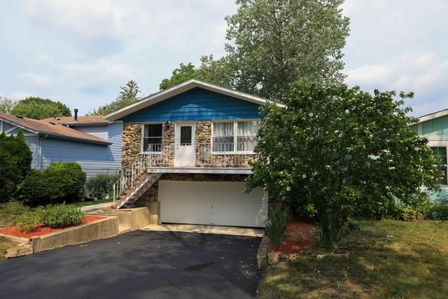 1423 N Pleasant Drive, Round Lake Beach, IL 60073 (MLS #11174574) :: Lewke Partners - Keller Williams Success Realty