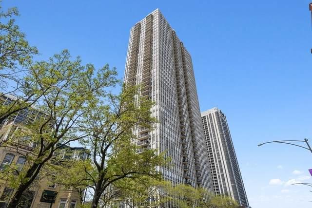 1660 N La Salle Drive #1010, Chicago, IL 60614 (MLS #11174587) :: Lewke Partners - Keller Williams Success Realty