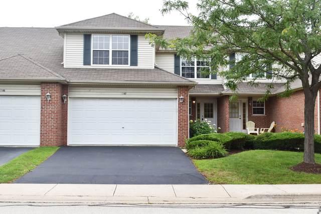 1147 Baccarrat Court #1147, Joliet, IL 60431 (MLS #11174609) :: John Lyons Real Estate