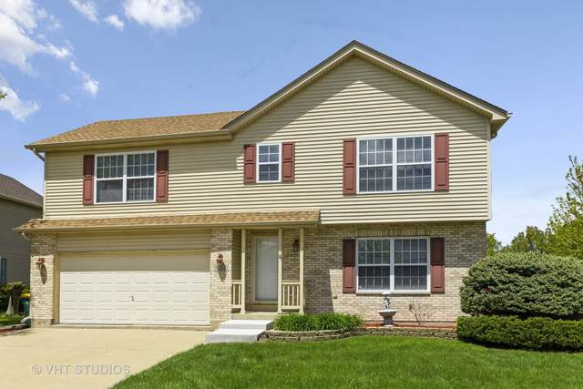 1038 Murphy Drive, Romeoville, IL 60446 (MLS #11174611) :: Carolyn and Hillary Homes