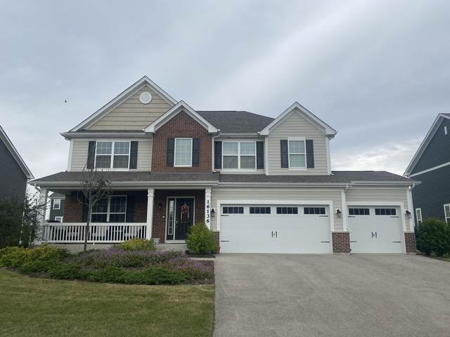16136 W Pennyroyal Lane, Lockport, IL 60441 (MLS #11174614) :: The Wexler Group at Keller Williams Preferred Realty