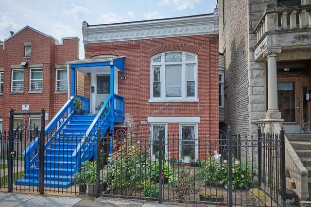 2719 W Hirsch Street, Chicago, IL 60622 (MLS #11174615) :: Lewke Partners - Keller Williams Success Realty