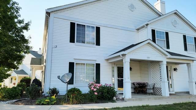 687 Fieldcrest Drive B, South Elgin, IL 60177 (MLS #11174629) :: Suburban Life Realty