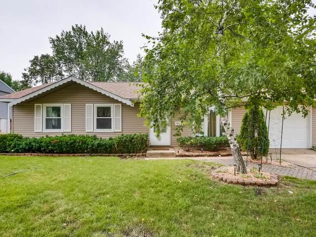 721 Suffolk Place, Streamwood, IL 60107 (MLS #11174632) :: Lewke Partners - Keller Williams Success Realty