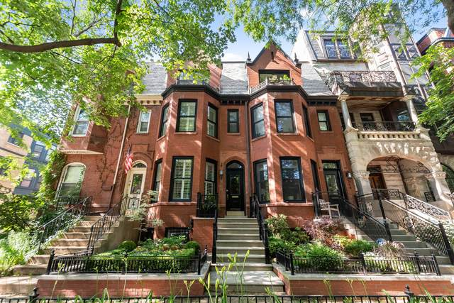566 W Arlington Place, Chicago, IL 60614 (MLS #11174678) :: Angela Walker Homes Real Estate Group