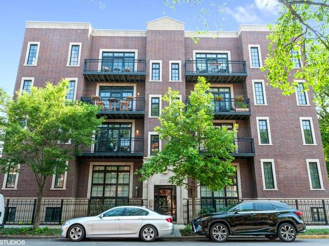 2501 N Sheffield Avenue 2N, Chicago, IL 60614 (MLS #11174681) :: Angela Walker Homes Real Estate Group