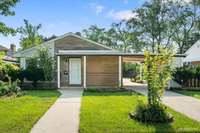 9343 Harlem Avenue, Morton Grove, IL 60053 (MLS #11174682) :: Carolyn and Hillary Homes