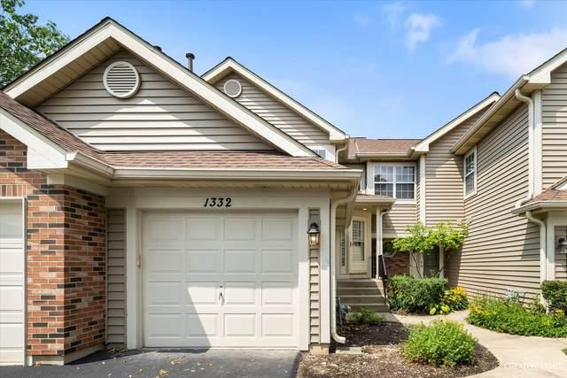 1332 Coldspring Road, Carol Stream, IL 60188 (MLS #11174688) :: John Lyons Real Estate