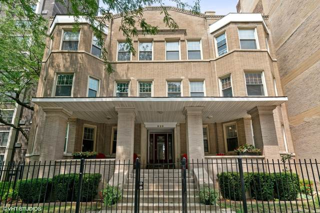 928 W Eastwood Avenue 3E, Chicago, IL 60640 (MLS #11174690) :: Angela Walker Homes Real Estate Group