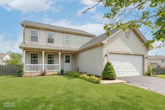 2607 Nicholas Court, Plainfield, IL 60586 (MLS #11174691) :: John Lyons Real Estate