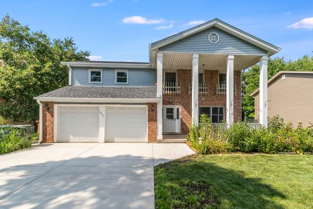 1409 Sussex Road, Naperville, IL 60540 (MLS #11174703) :: Rossi and Taylor Realty Group