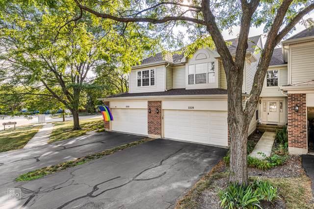 2220 Seaver Lane, Hoffman Estates, IL 60169 (MLS #11174713) :: Charles Rutenberg Realty