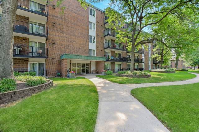 5S040 Pebblewood Lane E306, Naperville, IL 60563 (MLS #11174723) :: Rossi and Taylor Realty Group