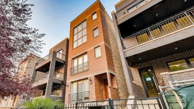 1111 N Paulina Street #3, Chicago, IL 60622 (MLS #11174736) :: Lewke Partners - Keller Williams Success Realty