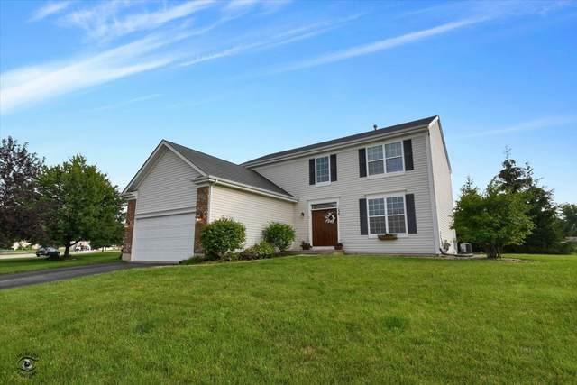 154 Claremont Court, Yorkville, IL 60560 (MLS #11174762) :: John Lyons Real Estate