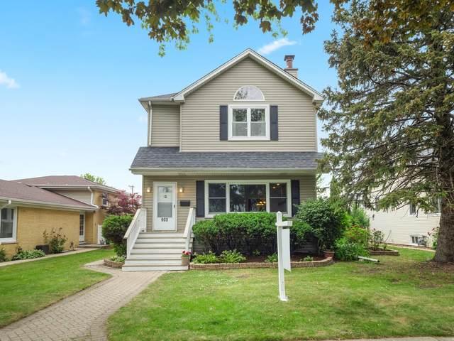 922 Garden Street, Park Ridge, IL 60068 (MLS #11174767) :: John Lyons Real Estate