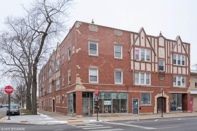 5202 W Schubert Avenue W #2, Chicago, IL 60639 (MLS #11174794) :: O'Neil Property Group