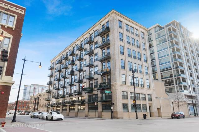1801 S Michigan Avenue #607, Chicago, IL 60616 (MLS #11174812) :: Angela Walker Homes Real Estate Group