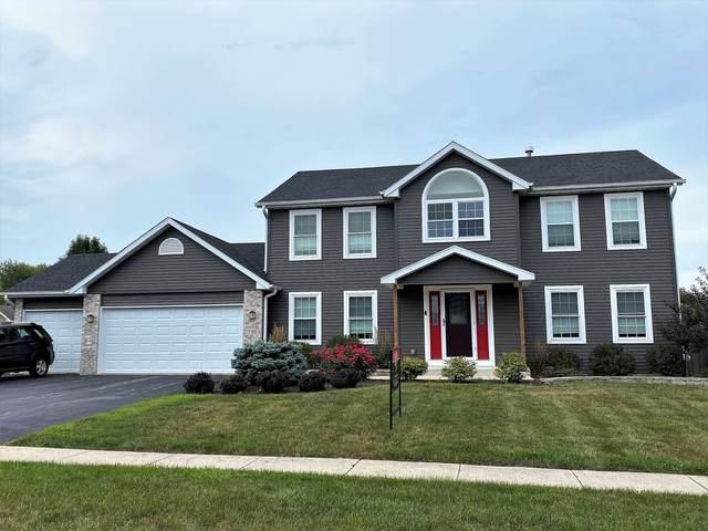 398 W Park Street, Poplar Grove, IL 61065 (MLS #11174860) :: RE/MAX Next