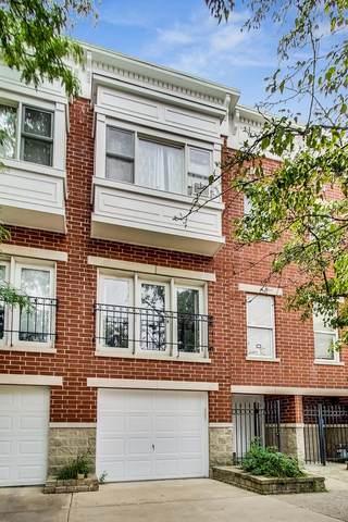 800 S Oakley Boulevard E, Chicago, IL 60612 (MLS #11174872) :: Angela Walker Homes Real Estate Group