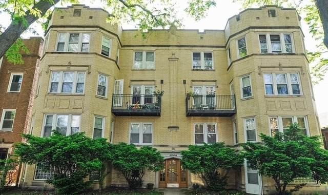 6325 N Rockwell Street 3S, Chicago, IL 60659 (MLS #11174889) :: O'Neil Property Group