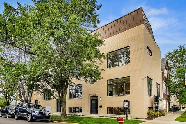 2402 W Cuyler Avenue, Chicago, IL 60618 (MLS #11174902) :: O'Neil Property Group