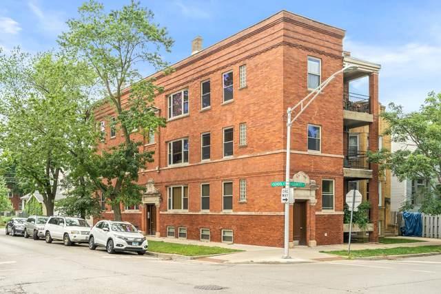 2206 W School Street 3W, Chicago, IL 60618 (MLS #11174914) :: O'Neil Property Group