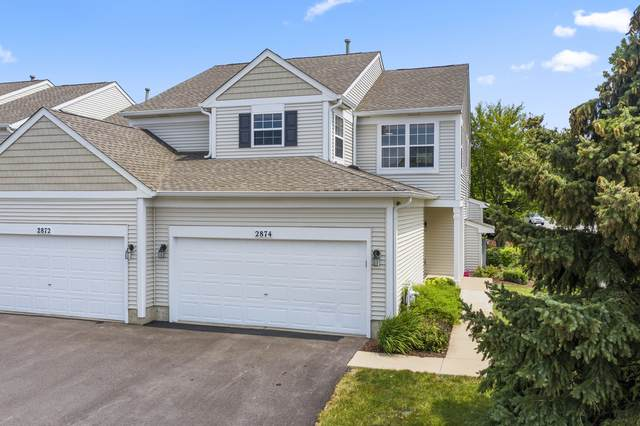 2874 Vernal Lane, Naperville, IL 60564 (MLS #11174927) :: Rossi and Taylor Realty Group