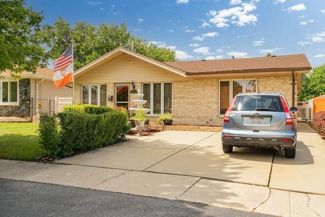10608 Oak Avenue, Chicago Ridge, IL 60415 (MLS #11174932) :: O'Neil Property Group