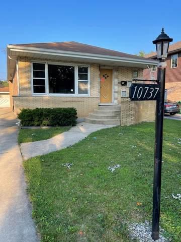 10737 Princess Avenue, Chicago Ridge, IL 60415 (MLS #11174938) :: O'Neil Property Group