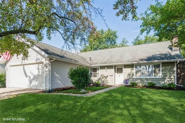 5881 W Andover Drive, Hanover Park, IL 60133 (MLS #11174960) :: John Lyons Real Estate
