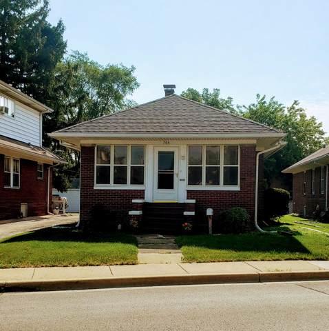 704 N Center Street, Joliet, IL 60435 (MLS #11175006) :: John Lyons Real Estate