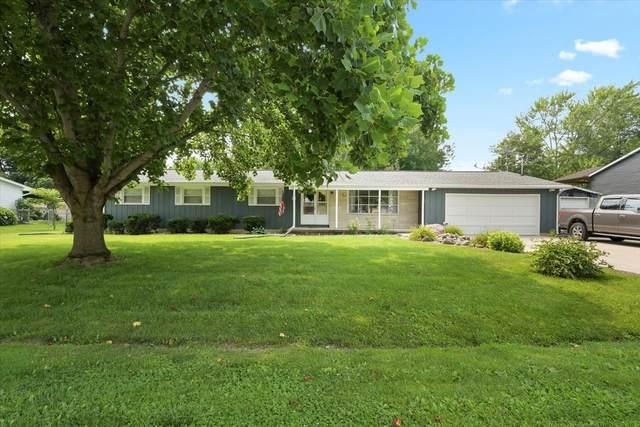 14 Park Drive, VILLA GROVE, IL 61956 (MLS #11175017) :: Lewke Partners - Keller Williams Success Realty