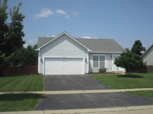 522 Hemmingsen Street, Plano, IL 60545 (MLS #11175033) :: John Lyons Real Estate