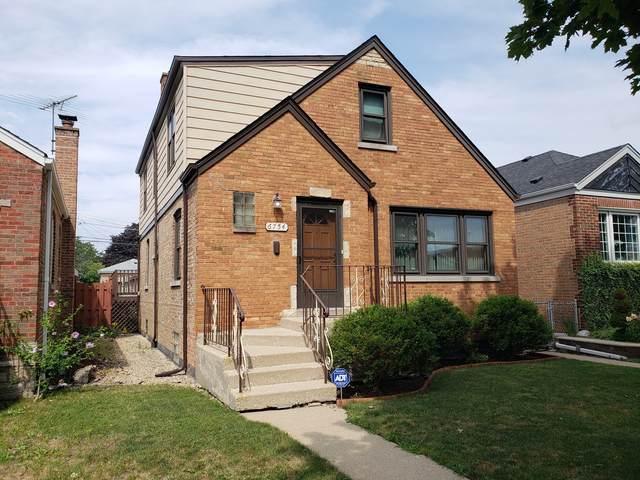 6754 S Kostner Avenue, Chicago, IL 60629 (MLS #11175043) :: O'Neil Property Group