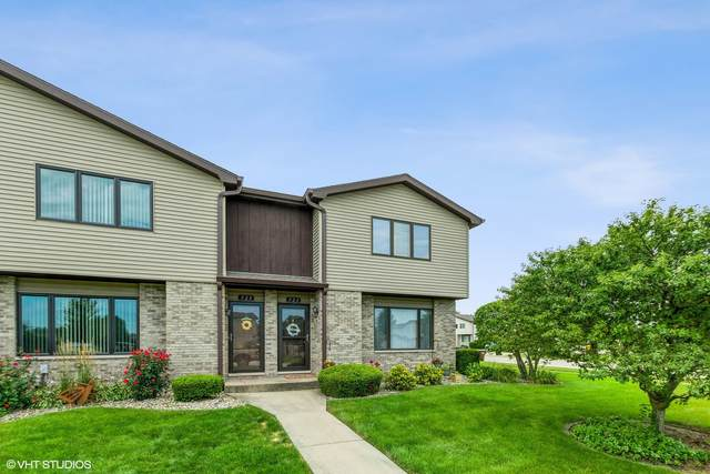 723 Sojourn Road #723, New Lenox, IL 60451 (MLS #11175060) :: Rossi and Taylor Realty Group