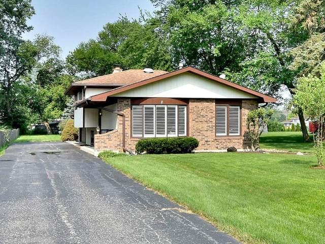 406 N Wilmette Avenue, Westmont, IL 60559 (MLS #11175082) :: The Dena Furlow Team - Keller Williams Realty