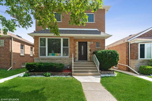 2235 N 75th Court, Elmwood Park, IL 60707 (MLS #11175087) :: O'Neil Property Group