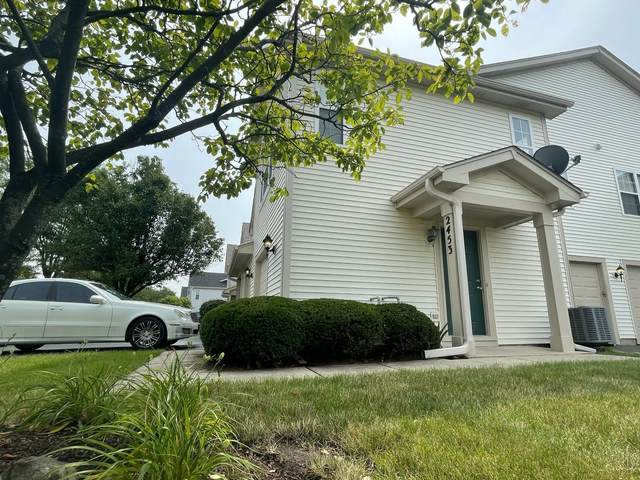 2453 Frost Drive #2453, Aurora, IL 60503 (MLS #11175097) :: Charles Rutenberg Realty