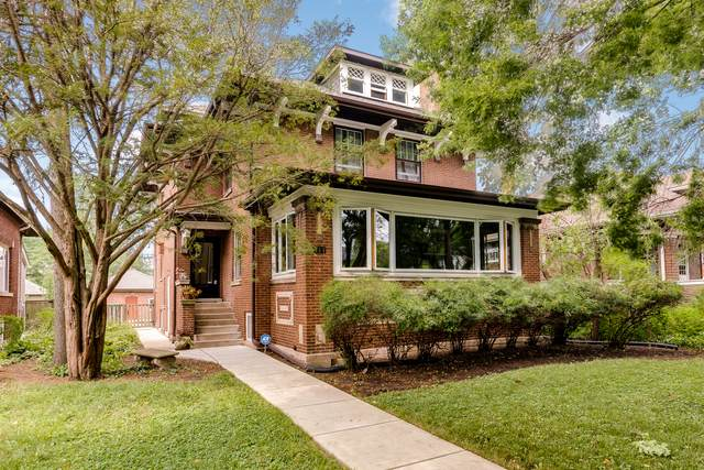 411 N Lombard Avenue, Oak Park, IL 60302 (MLS #11175112) :: Angela Walker Homes Real Estate Group
